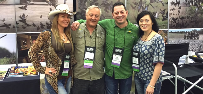 Hunting shows in USA - Dove hunting shows